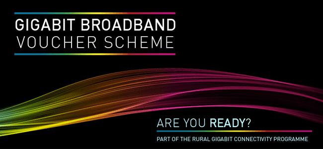 Rural Gigabit Broadband Voucher Scheme