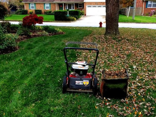 Good lawn mower