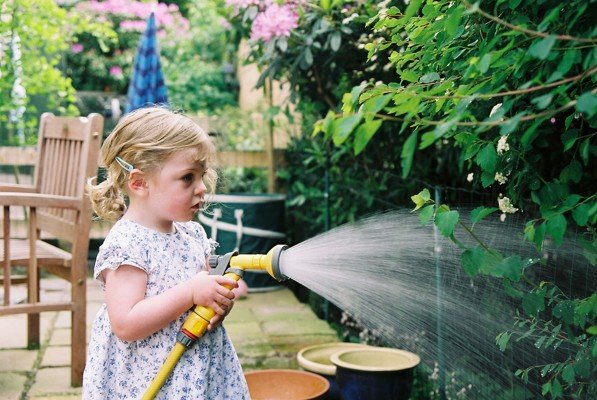 Flexible water hose