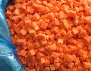 Carrot Pieces