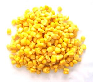 Corn or Sweet Corn.