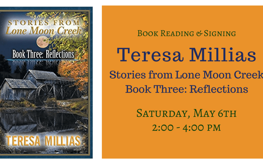 Teresa Millias: Stories from Lone Moon Creek