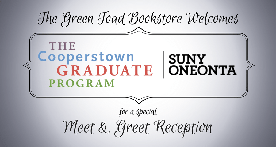 Cooperstown Graduate Program Reception