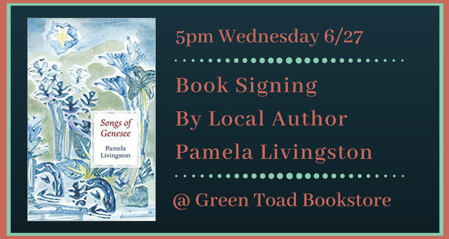 Book Signing by Pamela Livingston