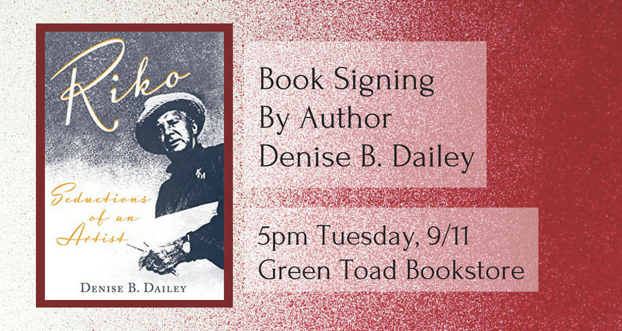 Book Signing by Denise B. Dailey
