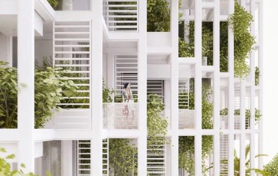 tree storey vista jardim