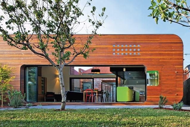 Anexos: transformação para um projeto mais sustentável. (Fonte: Architecture AU).