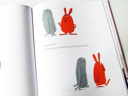 big rabbits bad mood inner