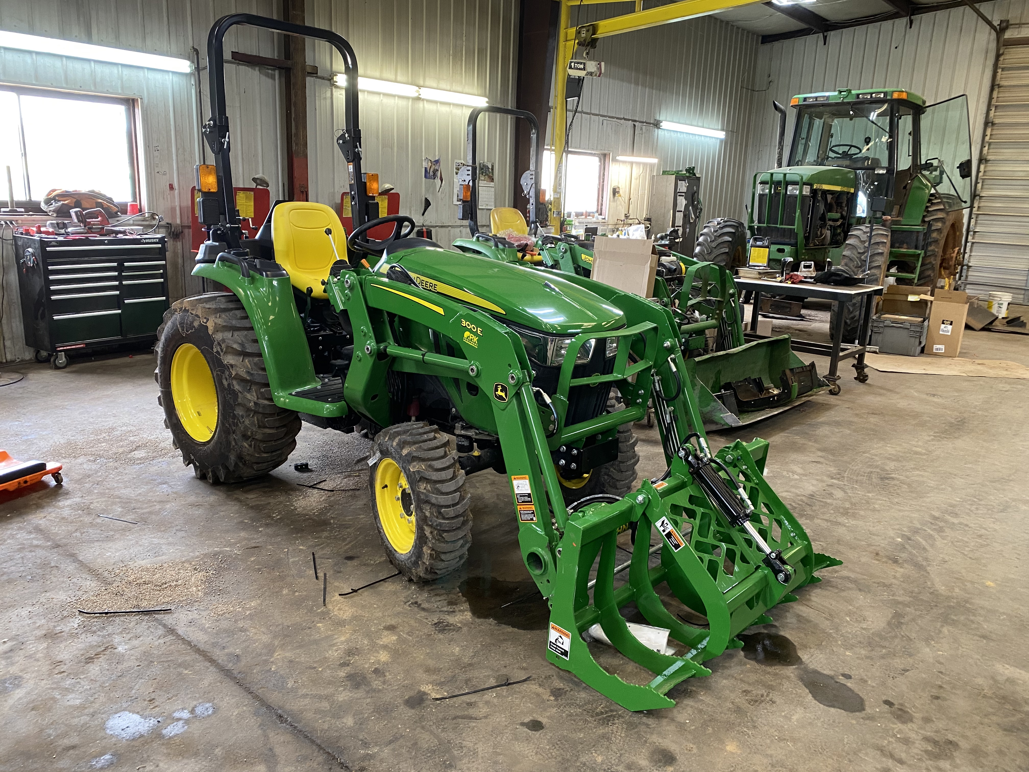 Check out the links below!john deere tractor accessories! Ju Fabworks
