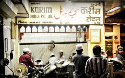 Delhi's Most Famous Food Joint: Karim's Near Jama Masjid