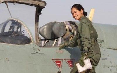 Meet India's first woman fighter pilot: Avani Chaturvedi creates history