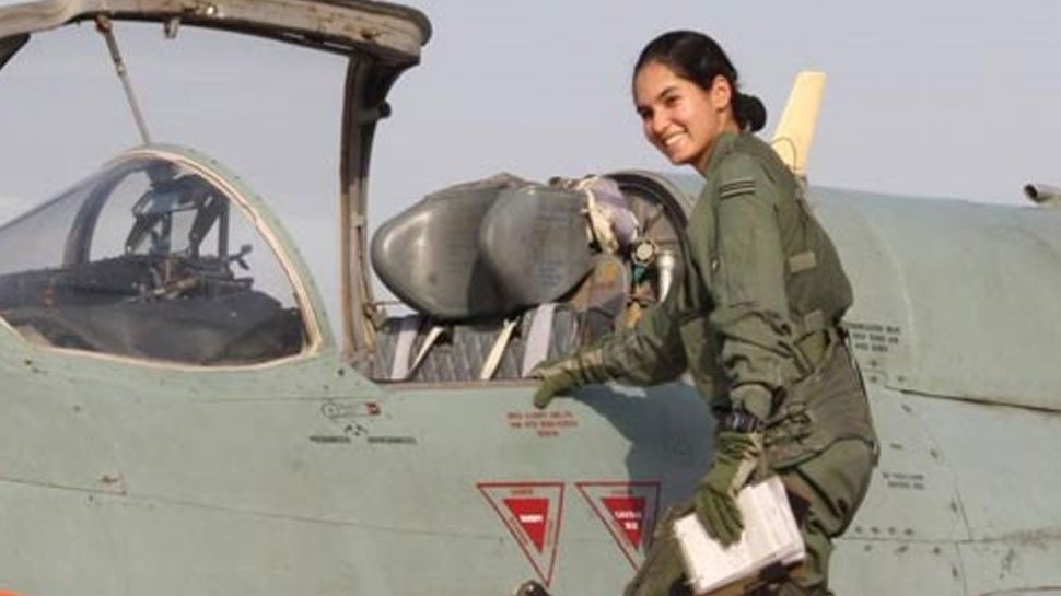 Meet India's first woman fighter pilot: Avani Chaturvedi creates history