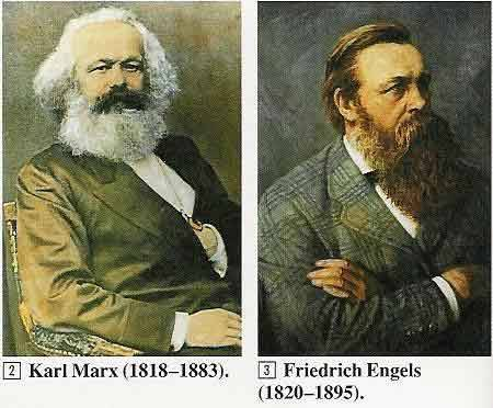 How Karl Marx and Communist Manifesto talk Environment Sustainability