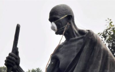 MK Gandhi Was Concerned about Air Pollution, Environmental Health