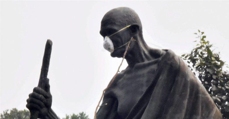 Mahatma Gandhi on Air Pollution and Clean Air: Gandhian Philosophy