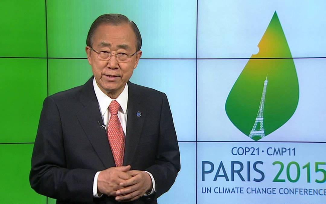 Ban Ki-moon calls Donald Trump 'scientifically wrong' over climate change