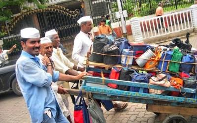 Mumbai's Dabbawalas Save Food Worth Rs. 40 Lakh Every Day