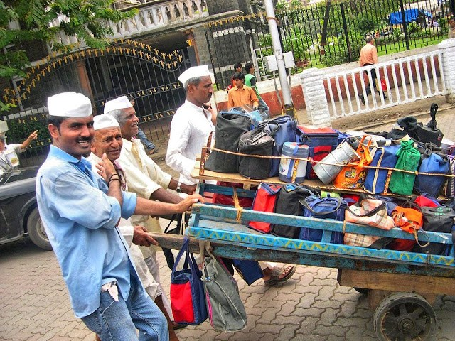 Mumbai's Dabbawalas Save Food Worth Rs. 40 Lakh Every Day