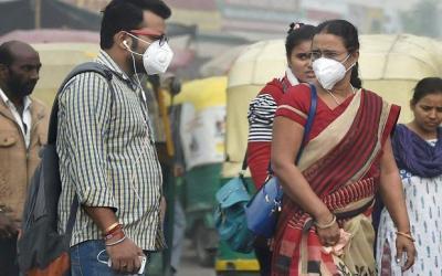 Best Mask For Pollution after Diwali: Honeywell, 3M, Vogmask