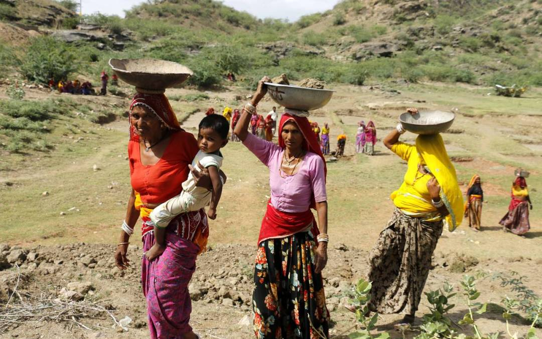 Women in India earn 20% less than men: Gender disparity