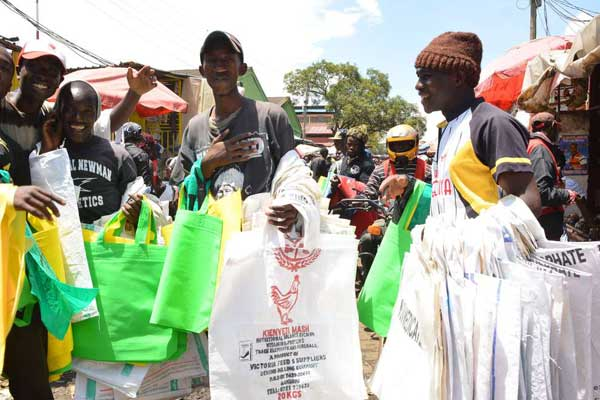 Ghana Government to Produce Biodegradable Plastic Bags from Cassava