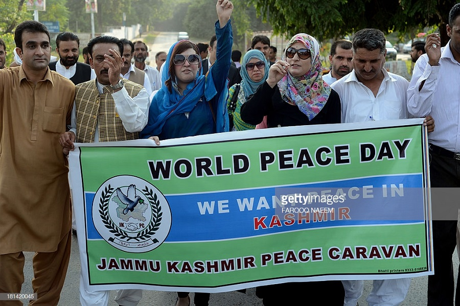 Make Kashmir a Peace Park, Environment Has Suffered Enough