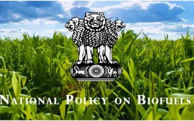 National Policy on Biofuel Will Reduce India's Reliance on Fossil Fuels