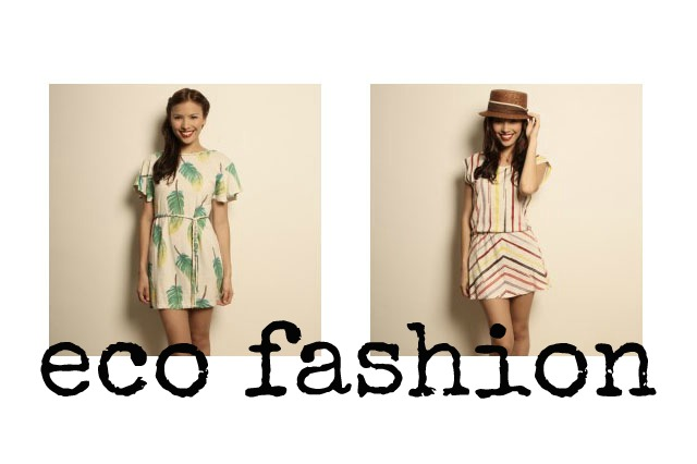5 really cool eco friendly clothing brands: Environment and sustainable fashion