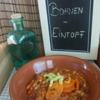 veganer Bohnen Eintopf / ...herzerwärmend..!