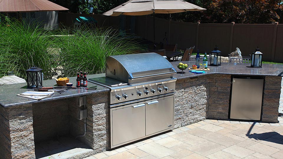 Built in Grills, BBQ Island, built in grill, outdoor ... on Backyard Patio Grill Island id=72889