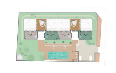 Fifth Floor Plan