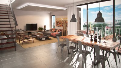 Dining area | Green Views