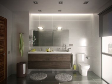 Bathroom master bedroom | Green Views