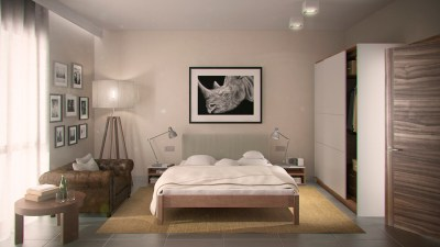 Guest's Bedroom | Green Views