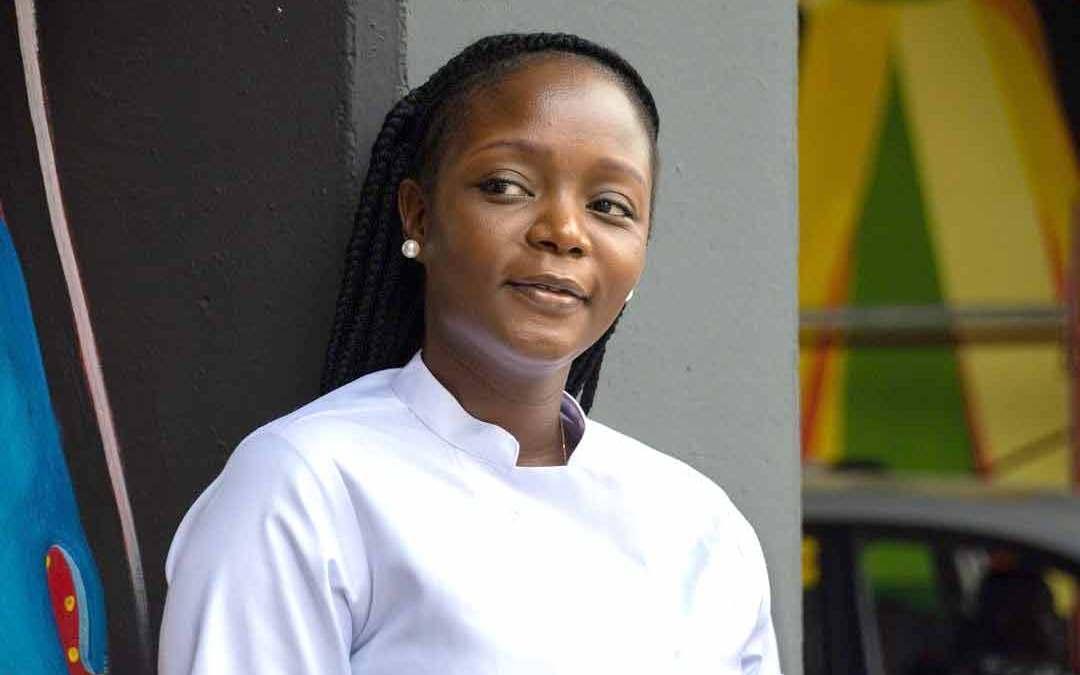 Chef Binta, taking fulani dishes global