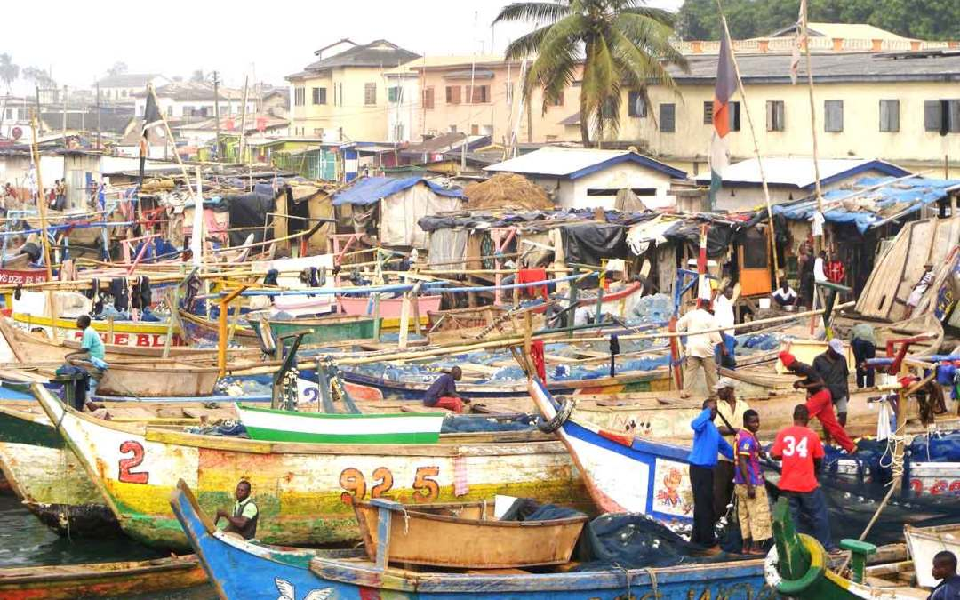 Ghana's economy contracts by 3.2% in the second quarter