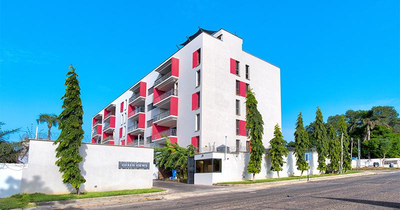 Accra luxury apartments
