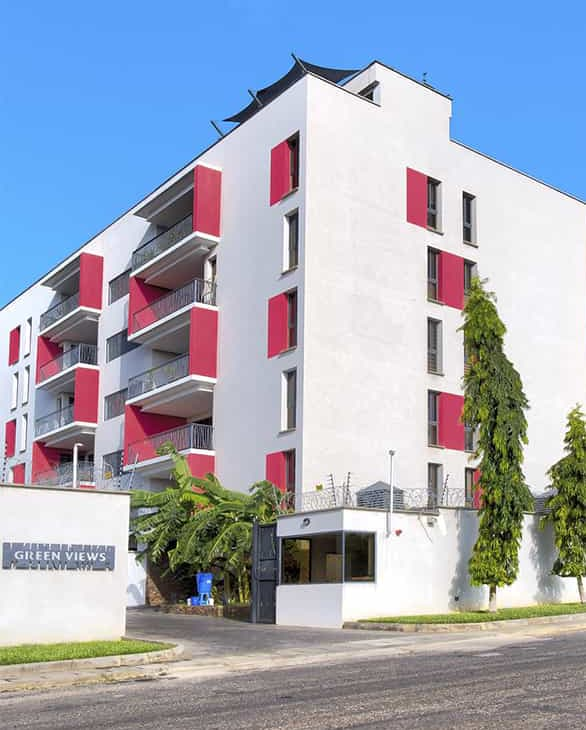 Greenviews luxury apartments