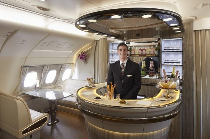 Emirates unveils Premium Economy Cabin on its A380 aircraft