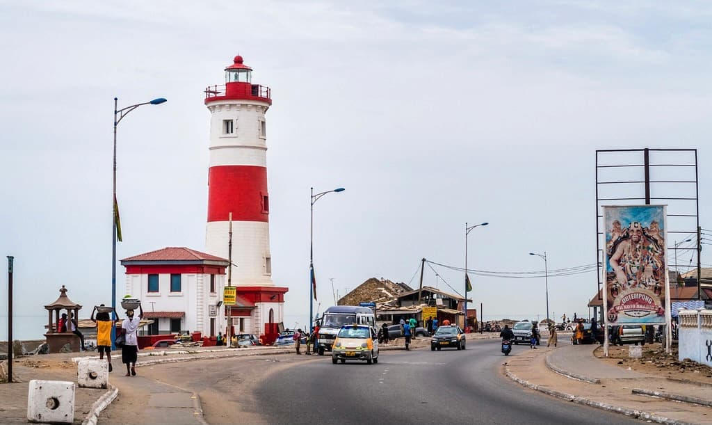 How to make the best out of Accra (Ghana) in 48 hours!