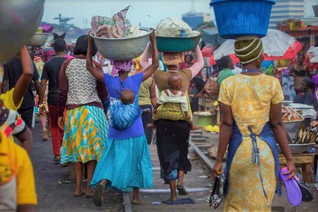 The Kayayo girls of Ghana: The real life shopping baskets