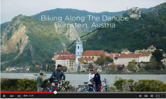 Bike With Disney on a Danube River Cruise