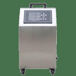 Purificador de aire para vehículos Torre baja Greenware