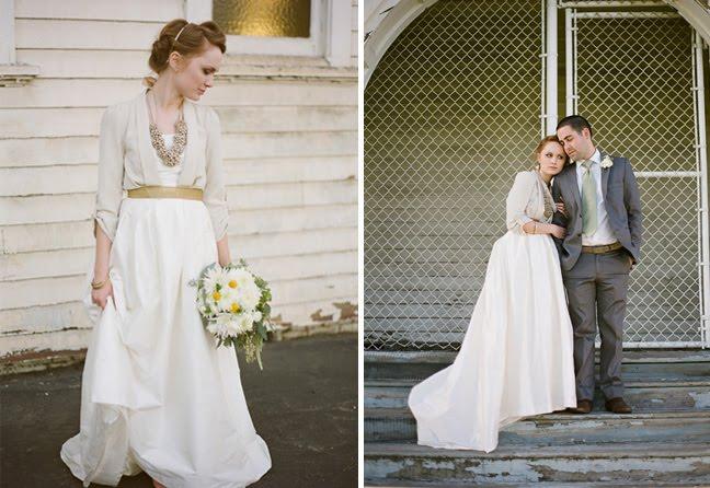 Hollywood DIY Wedding: Natalie + Jared