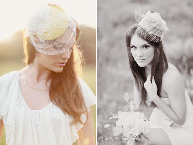 Bridal Hats Fascinators