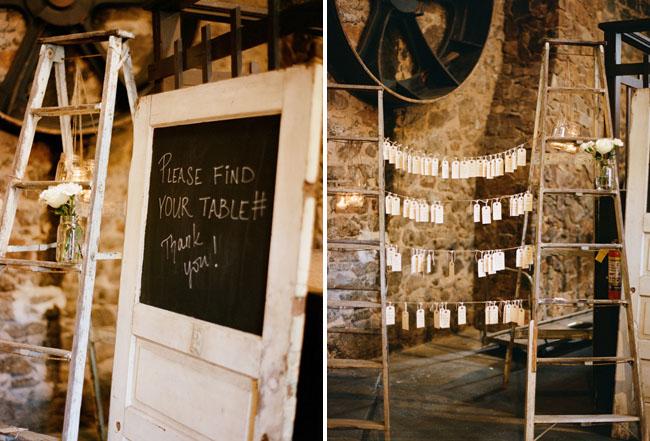 Handmade Fall Barn Wedding: Tara + Nick