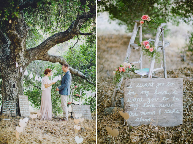 Surprise Vow Renewal: Emilee + Andy