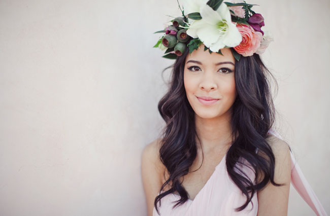 Spring Inspiration With BHLDN Pretty Flowers