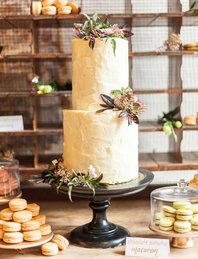 Rustic Modern Wedding Inspiration
