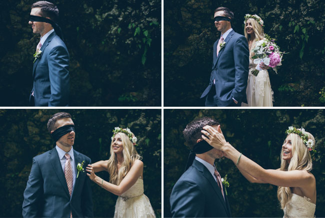 Surprise your groom